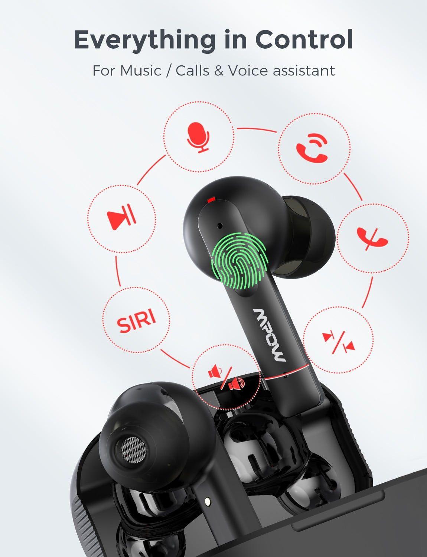 arcadia.zone X3 True Wireless Active Noise Cancelling Earphones