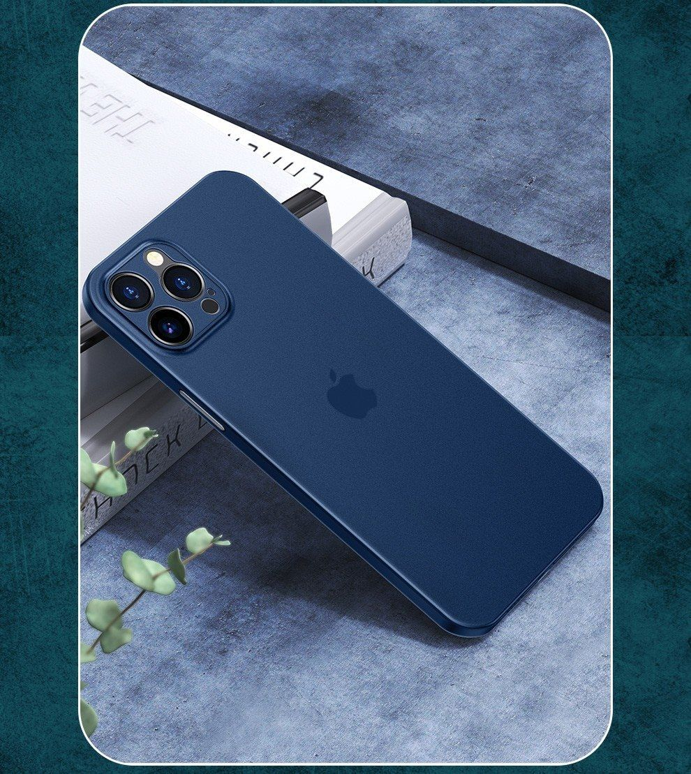 arcadia.zone Ultra Thin Matte iPhone Case