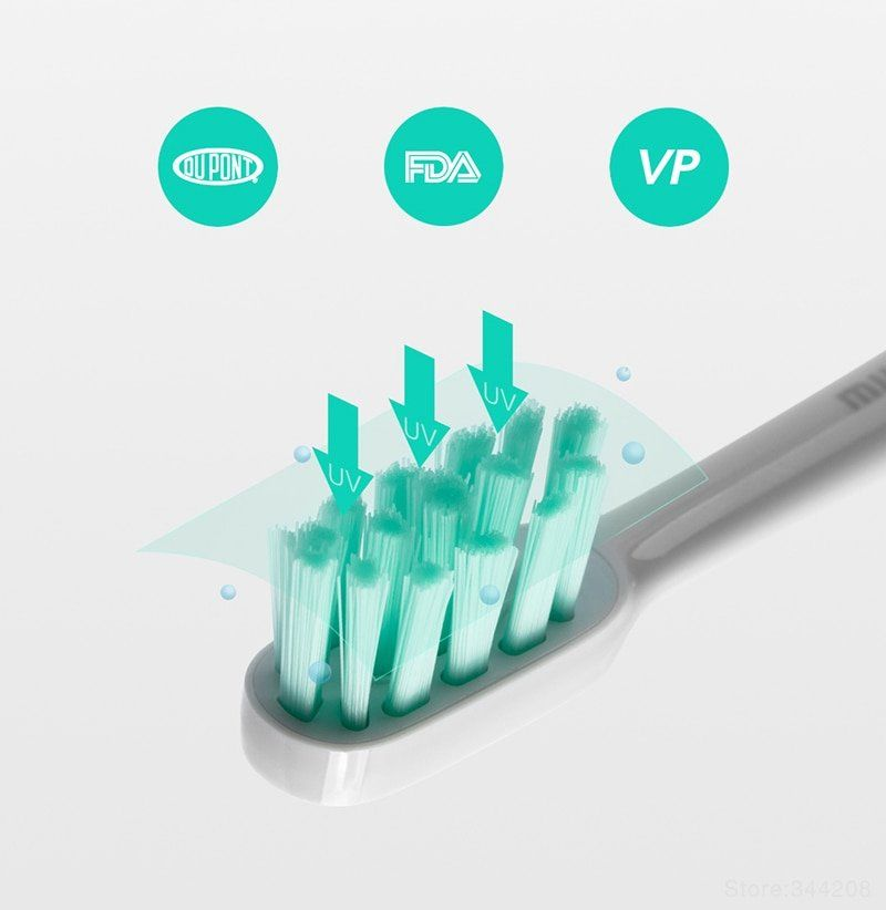arcadia.zone Electric Smart Sonic Toothbrush